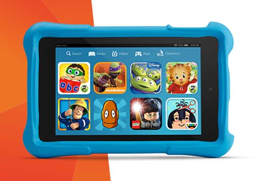 Amazon Fire HD Kid Edition