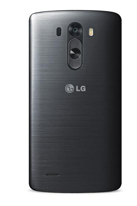 LG G3 cámara de 13 MP con Flash LED Dual en Iusacell