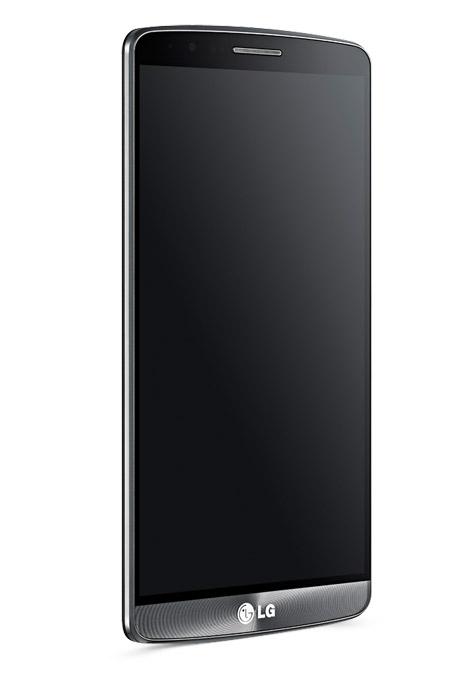 LG G3 pantalla Quad HD en Iusacell