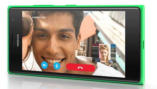 Nokia Lumia Lumia 735 cámara Selfie