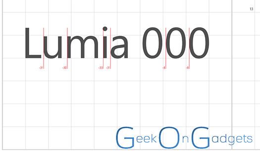 Microsoft Lumia brand marca logo