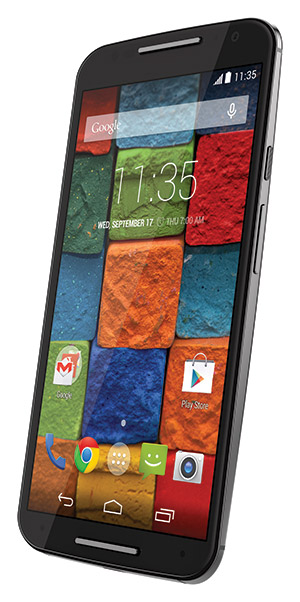 Motorola New Moto X color negro
