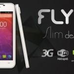 Nyx Fly II un Android Dual Core ya en México con Telcel