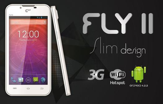 Nyx Fly II color blanco Slim