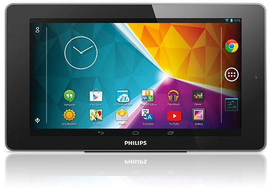 Philips 7 PI3910B tablet en México