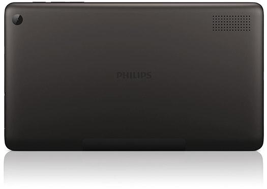 Philips 7 PI3910B tablet en México cámara trasera