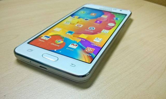 Samsung Galaxy Grand Prime  Selfie Phone