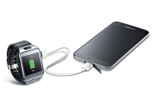 Samsung Power Sharing Cable, compartiendo batería de un Note 4