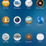 El Samsung Tizen phone gama baja en primeras especificaciones