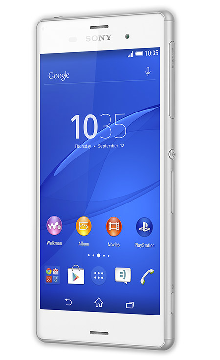 Sony  Xperia Z3 pantalla