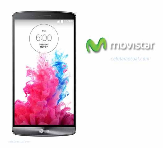 LG G3 con Movistar
