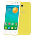 Alcatel Pop S3 un LTE blanco amarillo
