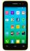 Alcatel Pop S3 un LTE frente negro con amarillo