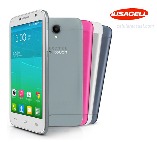 Alcatel Idol 2 Mini en México con Iusacell
