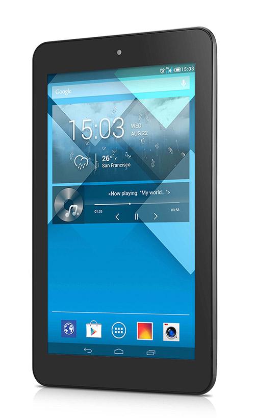 "Alcatel One Touch Pop 7 un tablet 3G pronto en México con Telcel pantalla de 7"""