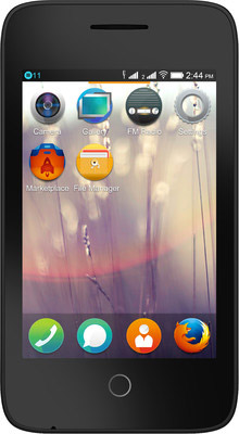 Alcatel Fire C 2G 4020D pantalla