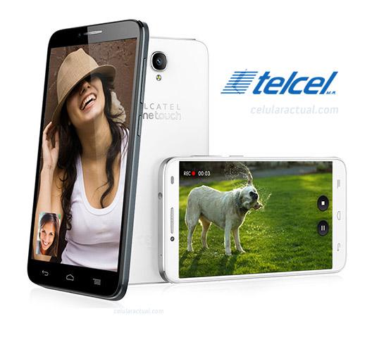 Alcatel One Touch Idol 2 en México con Telcel