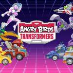 Angry Birds Transformers llegan al iPhone y iPads