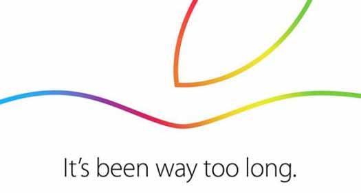 Evento Apple 2014