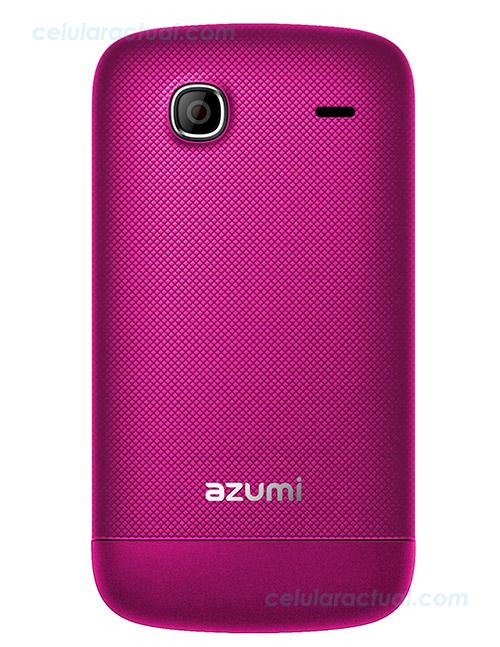 Azumi Arkía A35 color rosa posterior