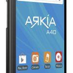 Azumi A40 un Android Dual Core en Telcel a detalle