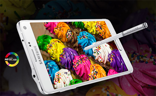 Samsung Galaxy Note 4 duos doble ranura SIM pantalla Quad HD