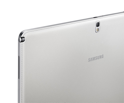 Samsung Galaxy Note Pro 4G SM-P905 en México con Telcel cámara trasera