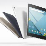 HTC Nexus 9 ya es oficial con Tegra K1 y Android 5.0 Lollipop