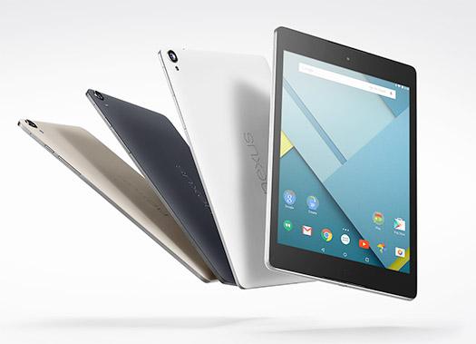 HTC Nexus 9 Oficial