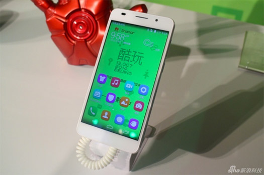 Huawei Honor 6 Extreme Edition en directo