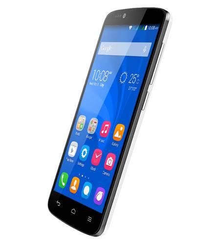 Huawei Honor Holly pantalla de lado