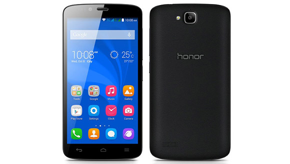 Huawei Honor Holly color negro