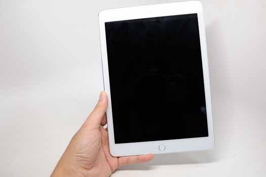 iPad Air 2 filtada