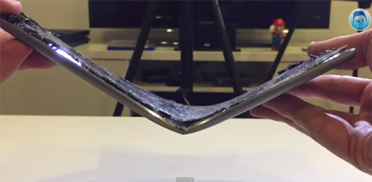 iPad Air 2 también se dobla