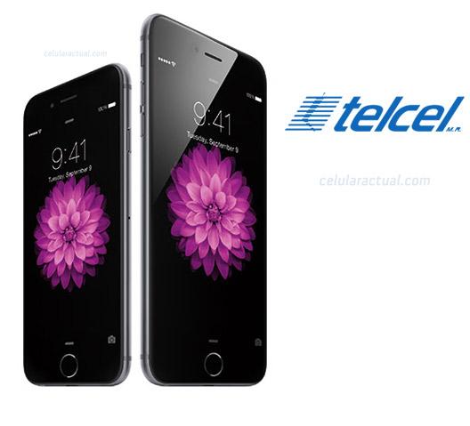 iPhone 6 y iPhone 6 Plus en Telcel México