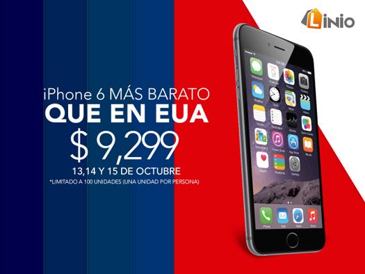 iPhone 6 de venta en Linio
