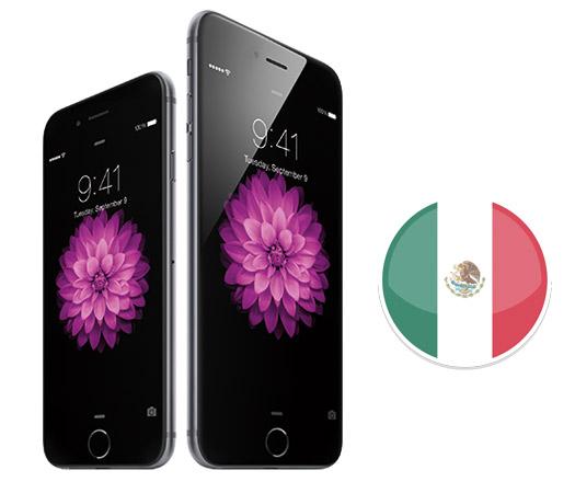 iPhone 6 y iPhone 6 Plus en México