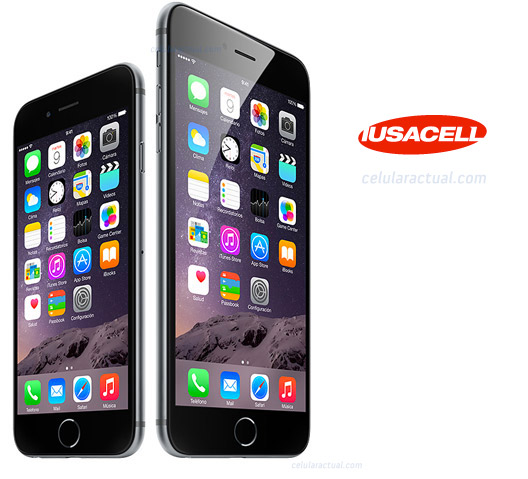 iPhone 6 Iusacell en México