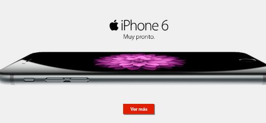 Iusacell anuncia preventa del iPhone 6 y iPhone 6 Plus