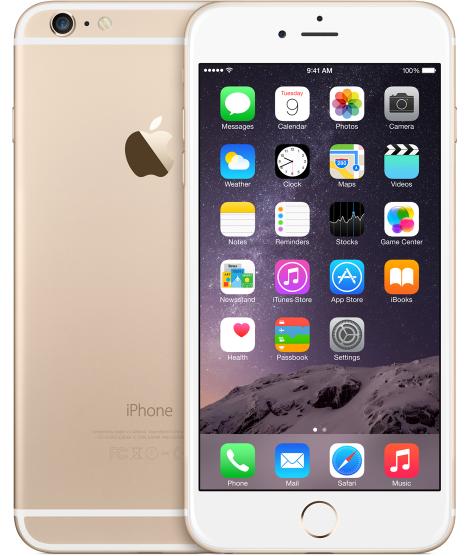 iPhone 6 Dorado en México desbloqueado