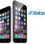 iPhone 6 y iPhone 6 Plus precios en planes de renta con Telcel