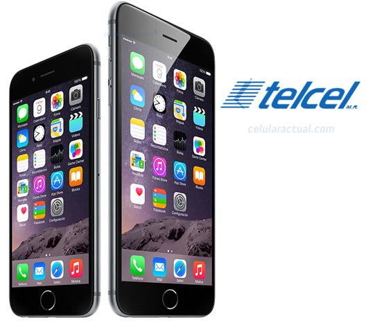 iPhone 6 en México con Telcel