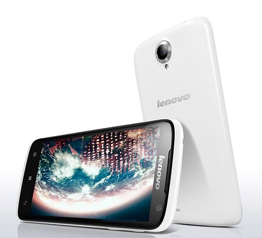 Lenovo S820 en México con Telcel