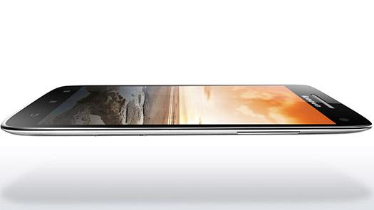 Lenovo Vibe X con Telcel México pantalla ultra delgado