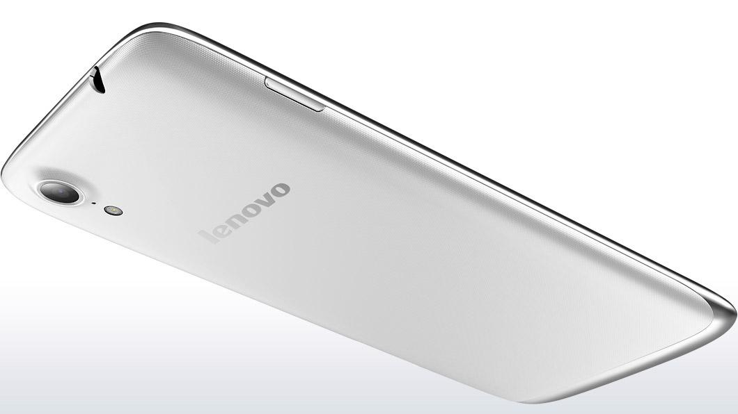 Lenovo Vibe X con Telcel México parte posterior con cámara de 13 MP