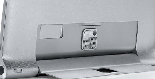 Lenovo Yoga Tablet 2 Pro altavoces JBL