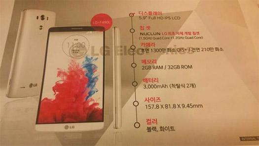LG Liger con chipset Odin Octa Core