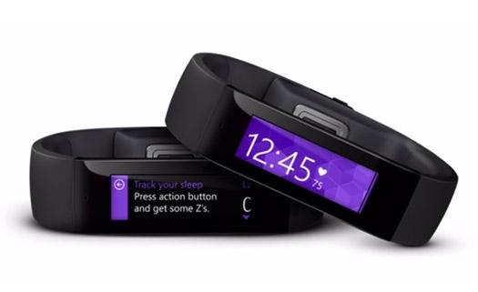Microsoft Band reloj inteligente