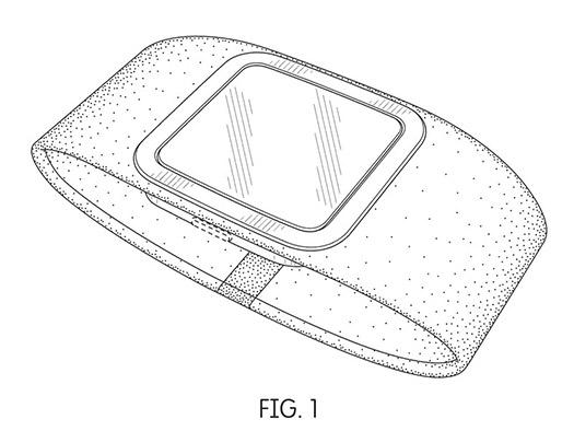 Microsoft Patente de reloj inteligente smartwatch