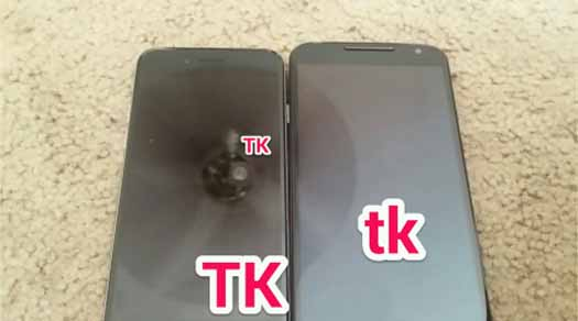 Nexus 6 y iPhone 6 Plus comparativa reverso